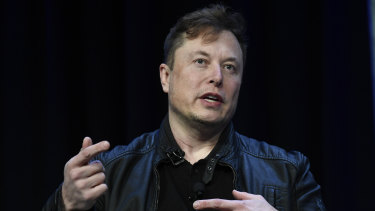 Similar behaviour landed Elon Musk in trouble two years ago.