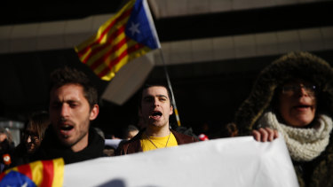 Spain is bracing for the nation's most sensitive trial in four decades of democracy this week, with a dozen Catalan separatists facing charges including rebellion over a failed secession bid in 2017.