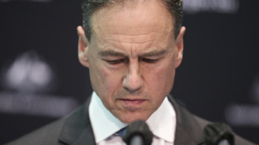 Health Minister Greg Hunt said getting more doctors into rural hospitals was on his list of priorities.