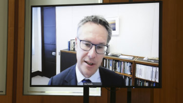 RBA deputy governor Guy Debelle told Senate estimates on Tuesday that Australia has effectively climbed out of a technical recession.