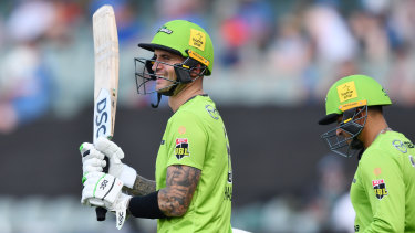 Limiting the size of bats in modern cricket could make the contest between bat and ball more interesting.