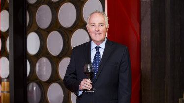 Treasury Wine Estates boss Mike Clarke got more jeers than cheers on his second last analyst call as the chief executive of the wine giant.