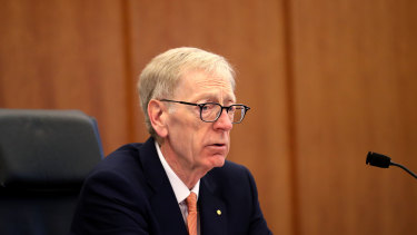 The role of trustees was a key theme of the Hayne royal commission's hearings on super.