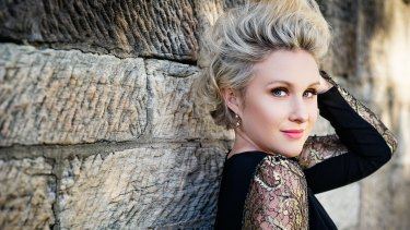 Jazz singer Emma Pask is celebrating the 25th year of her musical partnership with James Morrison.
