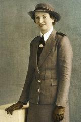 Staff Nurse Vivian Bullwinkel.