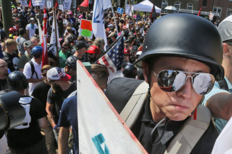 In August 2017, violence erupted at a white nationalist rally in Charlottesville, Virginia.