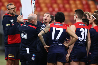 The Demons will go into the year with a different game plan, built around the team's strengths.