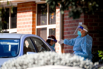 BlueCross Western Gardens Aged Care residence in Sunshine, whereit was confirmed a staff member has tested positive to COVID-19 at the end of May.