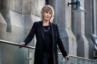 It was second time lucky for Caro Llewellyn, who is the new director of the Wheeler Centre.