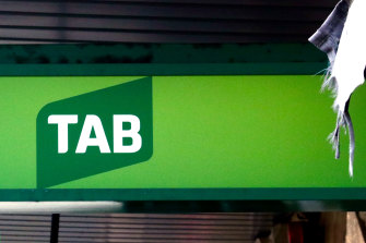The TAB wagering business has delivered EBITDA growth for the first time since the Tabcorp-Tatts merger in 2017.