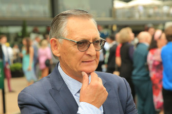 Peter Snowden doesn't doubt the talent of Garrison but needs to see him at the races more often.