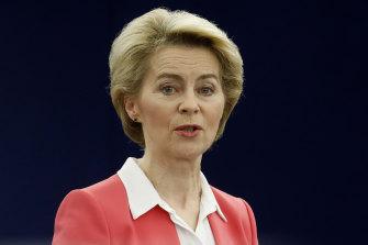 The declaration puts pressure on the European Commission under its new president-elect Ursula von der Leyen.