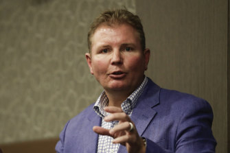 Craig Laundy, who operates about 50 pubs and employs 1300 people, said with the advice continually changing, he saw mandatory vaccination as the only clear way of complying with health and safety rules.