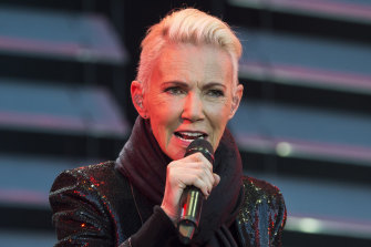 Marie Fredriksson has died after a long illness.