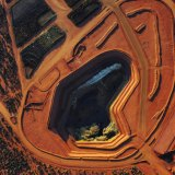 Lynas' Mt Weld mine in Western Australia.