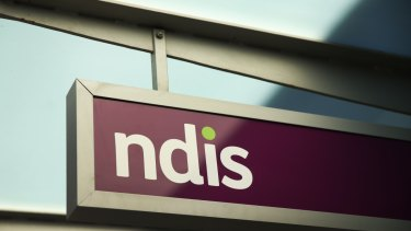 The NDIS roll-out is experiencing structural issues.