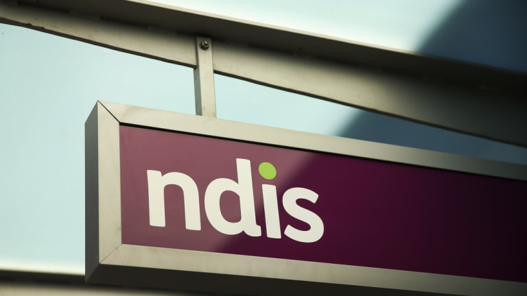 Dead people were sent letters about the NDIS after a data checking issue.