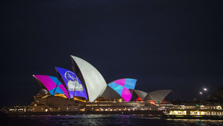 What would the Sydney Opera House say about the Everest   horse race saga?