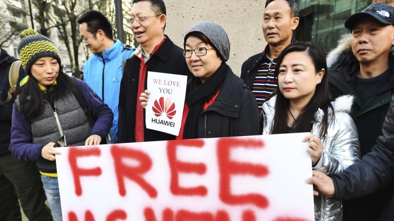The arrest of Huawei's chief financial officer and daughter of the company's founder has created a new potential flashpoint in relations between the US and China.