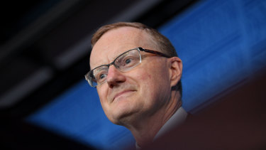 RBA governor Philip Lowe said growth forecasts in the bank's monetary policy statement will be downgraded
