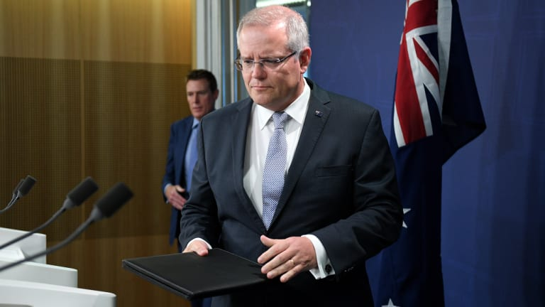 Prime Minister Scott Morrison says Australia needs a dedicated new law that makes religious discrimination illegal.