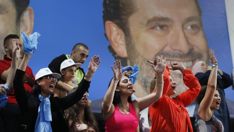 Lebanese Prime Minister Saad Hariri is the front-runner to form government despite losing some seats.