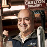 Craft beer going flat: Return to classics drives VB, Carlton sales surge
