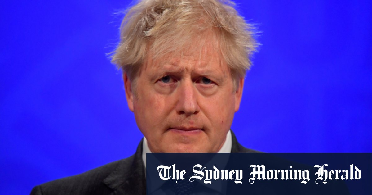 Investigation opened into British PM Boris Johnson's flat refurbishment – Sydney Morning Herald