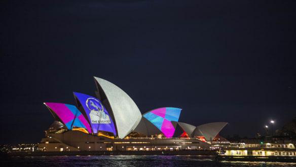 Has Gladys hurt the Opera House's feelings?