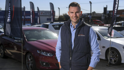 Electric vehicles 'miles away' from disrupting used-car market