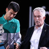 Decision to push ahead with Australian Open vindicated, says Tiley