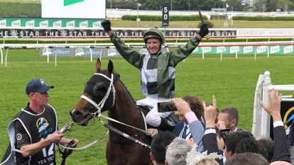Injury ends the race career of The Everest winner Yes Yes Yes