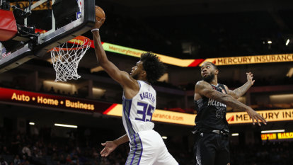 King Bagley reigns supreme with Sacramento as Melbourne United refocus