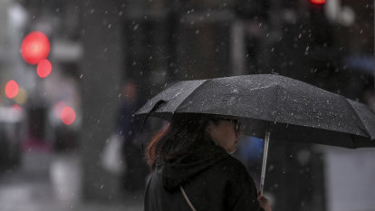 Melbourne tops 2019 rainfall in four months - and there's more to come