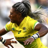 Sick of second: Golden girls chase win as Sydney Sevens looms