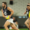 Levi Casboult sorry to see footy mentors go