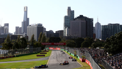 Andrews declares GP will stay in Melbourne