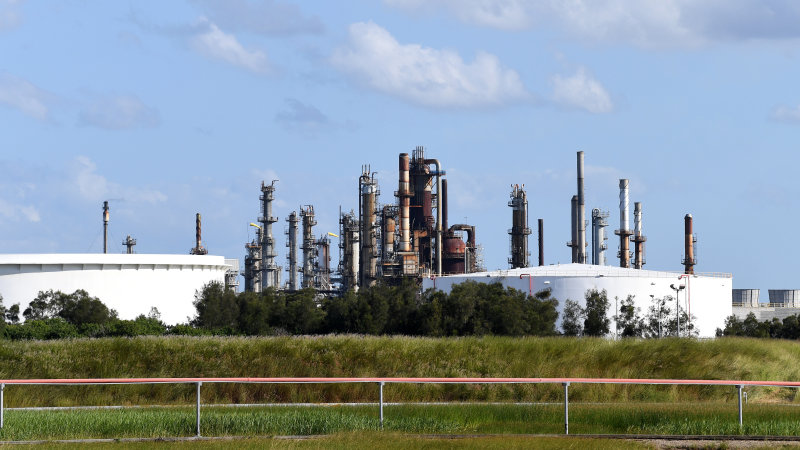 Refining Shake Up Mooted As Plants Wilt