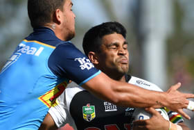 'I'll hate who I have to hate': Peachey makes case for Origin berth