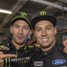 Waters sets shootout record as he blasts to Bathurst pole