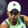 Ashleigh Barty skips US Open due to COVID-19 risks