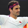 'I don't deserve this': Federer saves seven match points to beat Sandgren