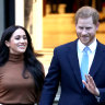 Prince Harry's real declaration of independence: From UK's tabloids
