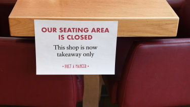 With customers unable to lunch at Pret a Manger, the company has now gone into survival mode.