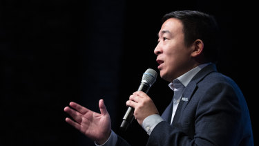 Former Democratic presidential candidate and entrepreneur Andrew Yang has campaigned in support of UBI.