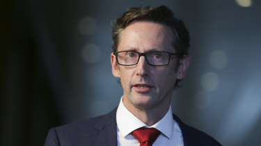 "Labor financial services spokesman Stephen Jones: ""We are unaware of another instance where, during peacetime and without any national security concerns, a Treasurer has been given the power to cancel an investment decision."""