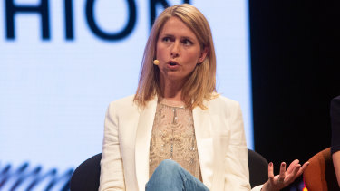 H&M chief Helena Helmersson has had a challenging first year in the job.