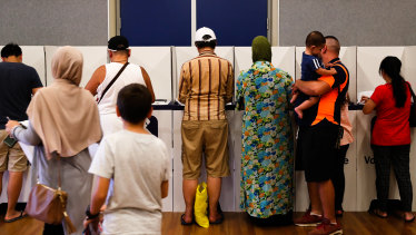 The Australian Institute poll found almost 50 per cent of respondents were confused about how Senate voting system works.