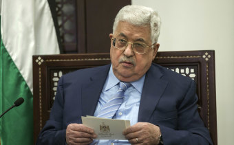 Palestinian President Mahmoud Abbas is a heavy smoker and has a long history of health issues. He has not announced a preferred successor.