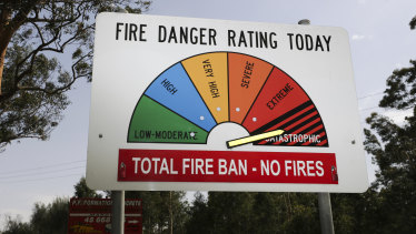 A new system for implementing COVID-19 restrictions in Victoria could work similar to fire danger ratings.